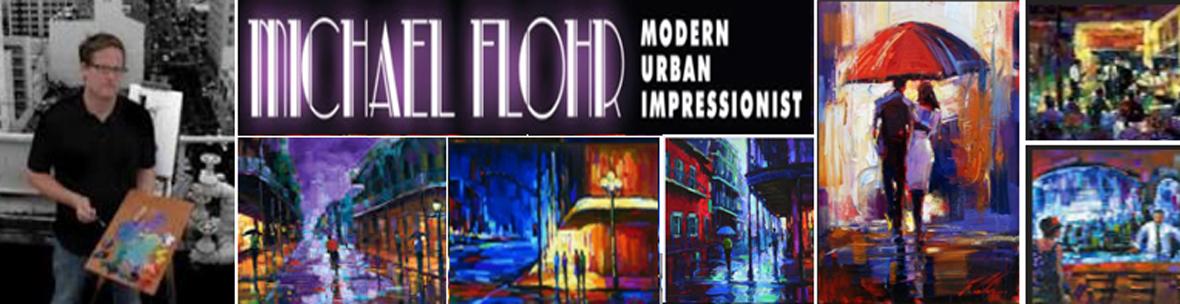 Michael Flohr Modern Urbanism Artist