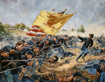 account of the battle of cold harbor The role of cold harbor in the history of the united states of america.