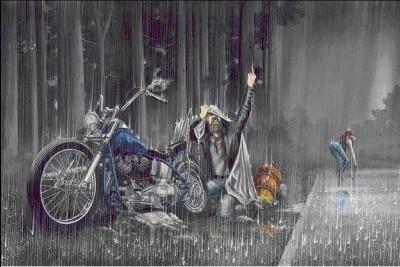 David Mann - Thunderstruck